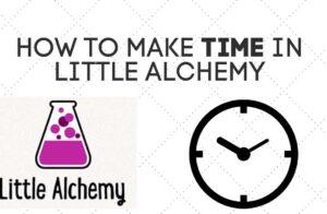 Little Alchemy Zeit