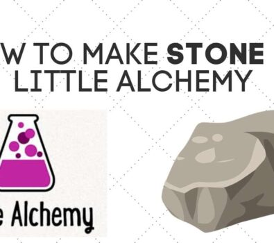 How to make Stone in Little Alchemy Image